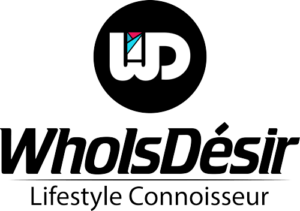 WhoIsDesir Brand Lifestyle Technology Fashion