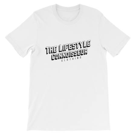 The Lifestyle Connoisseur Short-Sleeve Unisex T-Shirt